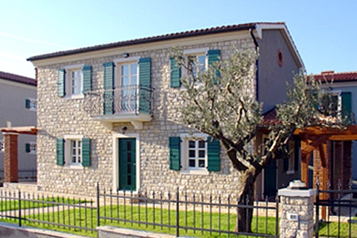house in Poreč