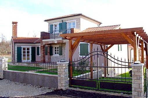 house in Poreč
