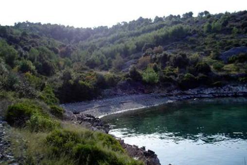 plot in Insel Brač
