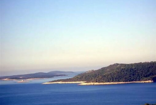 plot in Insel Hvar